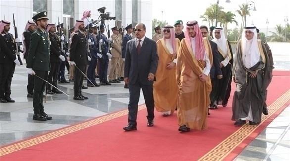 رئيس جمهورية موريتانيا محمد ولد عبد العزيز (واس)