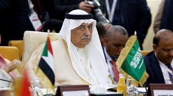 وزير الخارجية السعودي إبراهيم العساف (أرشيف)