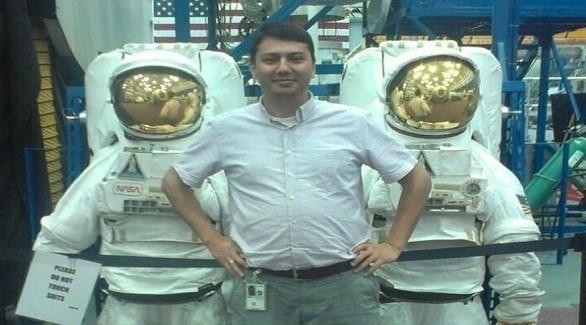الأمريكي من أصل تركي سركان غولجي العالم لدى وكالة ناسا (أرشيف)