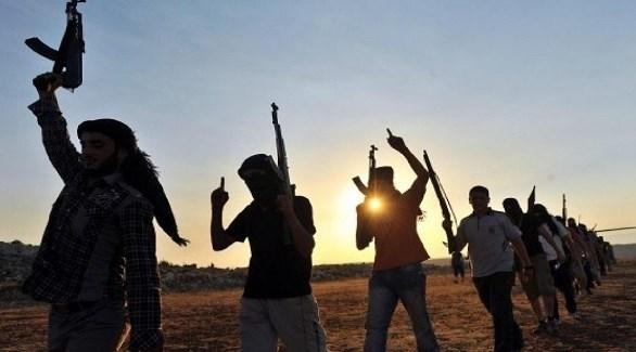 مسلحون أجانب في ليبيا (أرشيف)
