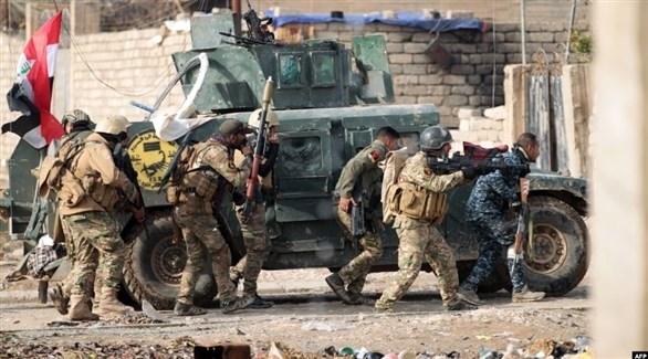 قوات عراقية (أ ف ب)