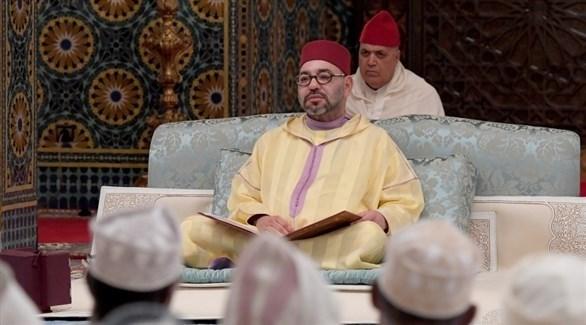 الملك محمد السادس (أرشيف)