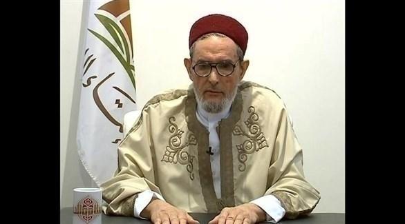مفتي تنظيم الإخوان الإرهابي في ليبيا صادق علي الغرياني  (المصدر)
