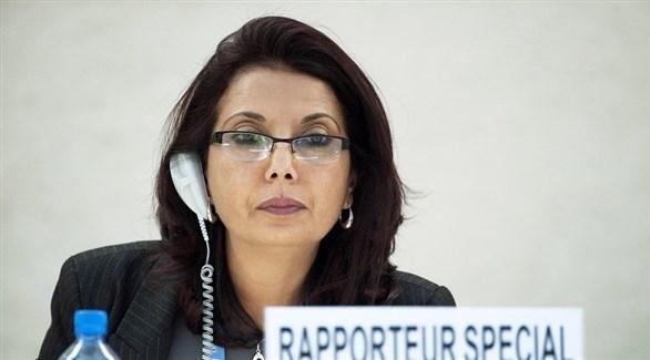المغربية نجاة مجيد (الأمم المتحدة)