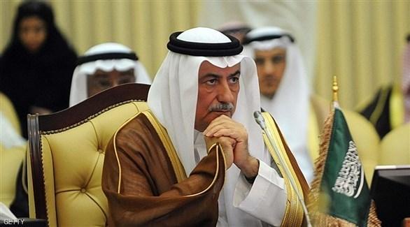 وزير الخارجية السعودي إبراهيم بن عبدالعزيز العساف (أرشيف)