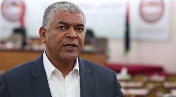 عضو مجلس النواب الليبي علي السعيدي (أرشيف)