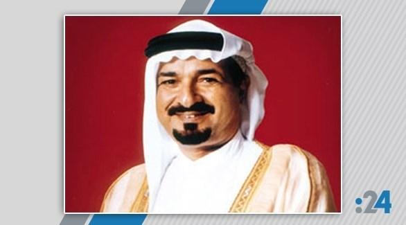 حاكم عجمان الشيخ حميد بن راشد النعيمي (أرشيف)