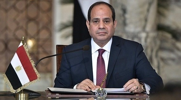 الرئيس المصري عبدالفتاح السيسي (أرشيف)