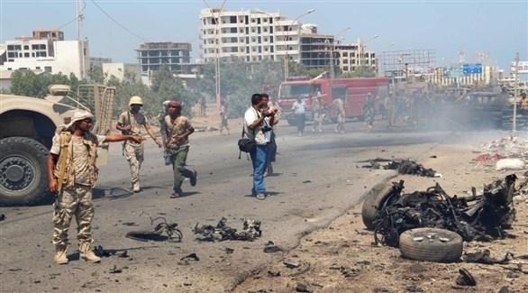 تفجير إرهابي في اليمن (أرشيف)