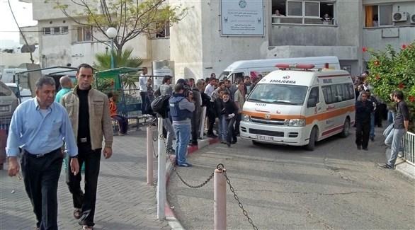 أحد مستشفيات قطاع غزة (أرشيف)