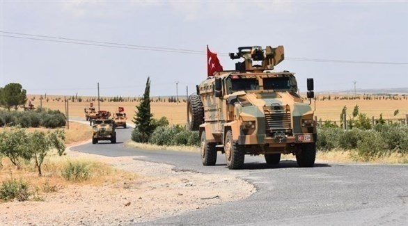 قوات تركية في ريف حماة (أرشيف)