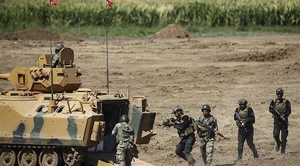 عناصر من قوات الجيش التركي (أرشيف)