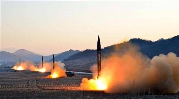 كوريا الشمالية تختبر قذائف قصيرة المدى (أرشيف)
