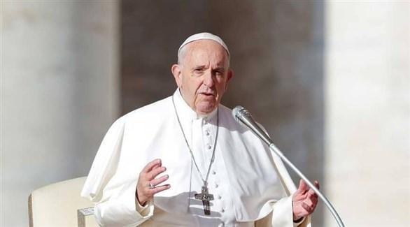 بابا الفاتيكان البابا فرنسيس (أرشيف)
