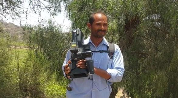 الصحافي اليمني غالب لبحش (عدن تايم)