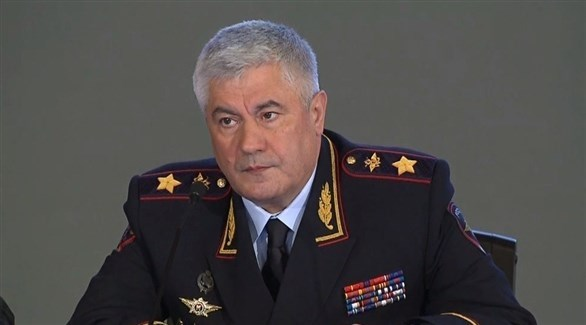 وزير الداخلية الروسي فلاديمير كولوكولتسيف (أرشيف)