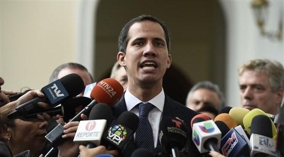 زعيم المعارضة الفنزويلية خوان غوايدو (أرشيف)