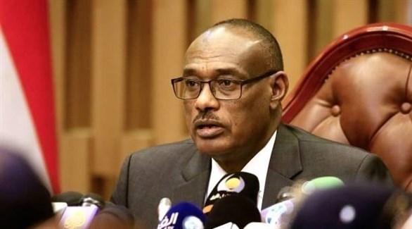 المتحدث اسم الخارجية السودانية بابكر الصديق (أرشيف)