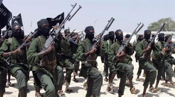 عناصر من حركة الشباب الإرهابية بالصومال (أرشيفية)
