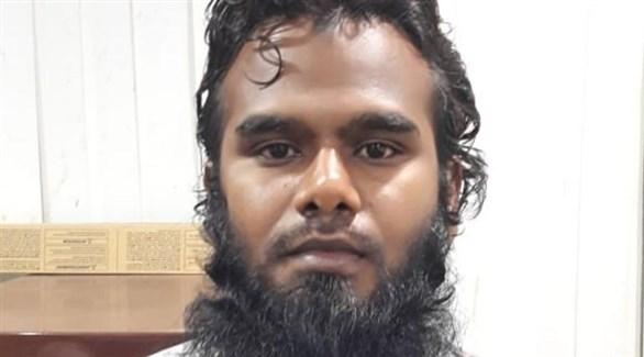 الداعشي الهندي المؤيد لمدبر تفجيرات سرينلانكا رياس أبوبكر (أرشيف)