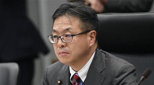 وزير الصناعة الياباني هيروشيغي سيكو (أرشيف)