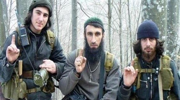 مقاتلون أجانب من داعش (أرشيف)