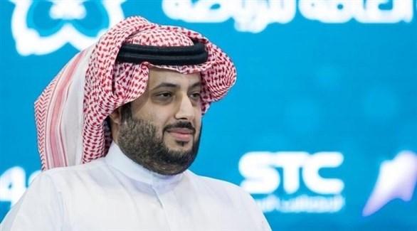 رئيس هيئة الترفيه السعودية تركي آل الشيخ (أرشيف)