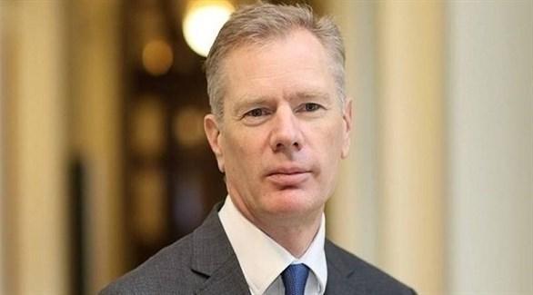 السفير البريطاني في إيران راب ماكر (أرشيف)