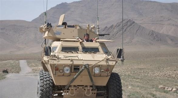 مدفعية تابعة للقوات الخاصة الأفغانية (أرشيف)
