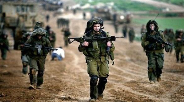 جنود من الجيش الإسرائيلي خلال مناورات عسكرية (أرشيف)