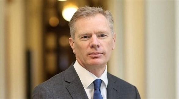 السفير البريطاني لدى الجمهورية الإيرانية روب ماكير (أرشيف)