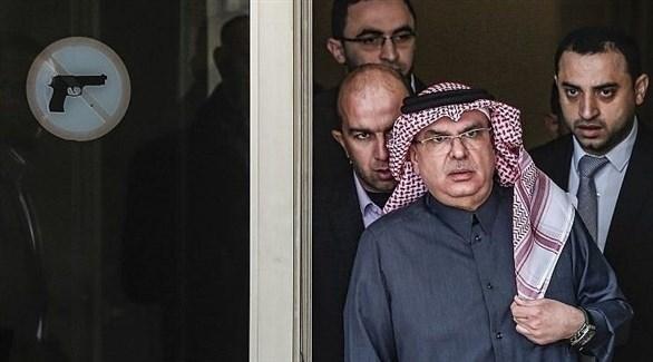 المبعوث القطري محمد العمادي.(أرشيف)