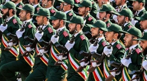 عناصر مسلحة للحرس الثوري الإيراني (أرشيف)