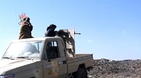 مقاتلون من ألوية العمالقة في اليمن (أرشيف)