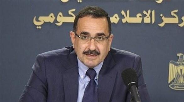 رئيس سلطة الطاقة الفلسطينية ظافر ملحم (أرشيف)