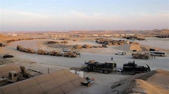 قاعدة عسكرية بالعراق (أرشيف)