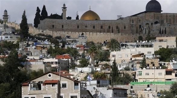 بلدة سلوان في القدس المحتلة (أرشيف)