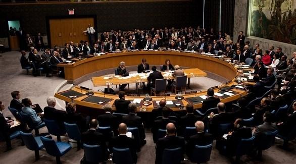 اجتماع سابق لمجلس الأمن الدولي (أرشيف)