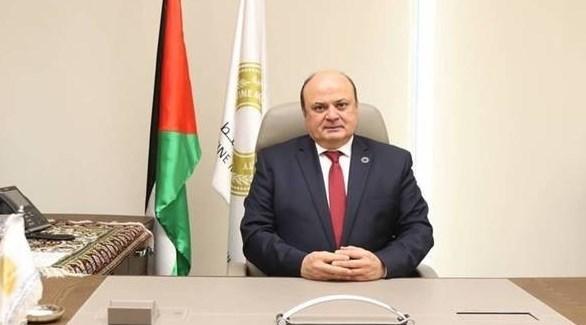 رئيس سلطة النقد الفلسطينية عزام الشوا (أرشيف)