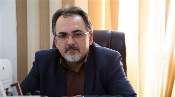 رئيس قسم السيولة النقدية بمصرف ليبيا المركزي البيضاء رمزي الآغا (أرشيف)