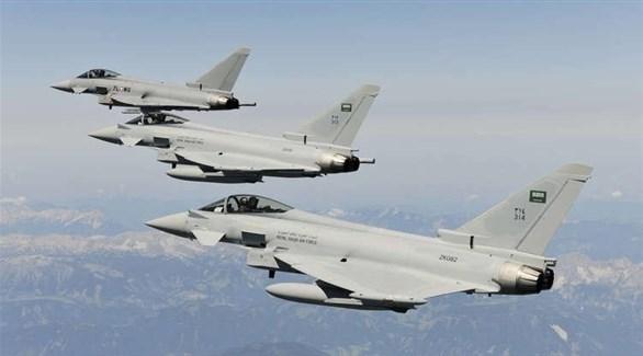 طائرات جوية تابعة لقوات التحالف العربي (أرشيف)