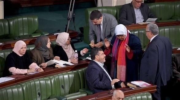 أعضاء ونواب في البرلمان التونسي (أرشيف)