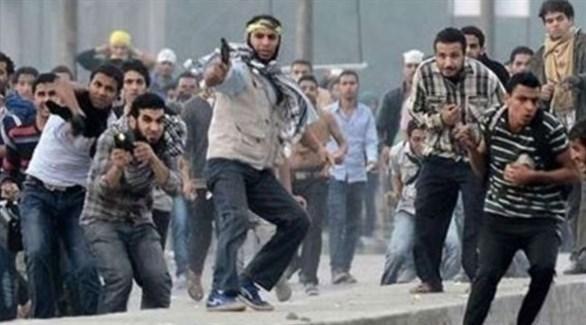 عناصر جماعة الإخوان الإرهابية (أرشيفية)