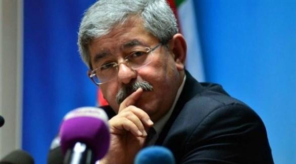 رئيس الوزراء الجزائري السابق أحمد أويحيى (أرشيف)