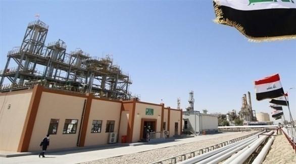 أنابيب نفط جنوب العراق (أرشيف)