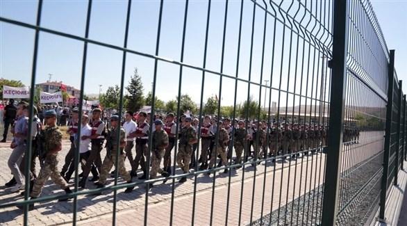 قيادات من الجيش التركي (أرشيف)