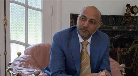 السفير بدر عبدالله سعيد المطروشي (أرشيف)