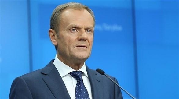 رئيس المجلس الأوروبي دونالد توسك (أرشيف)