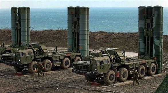 منظومات من الصواريخ الروسية