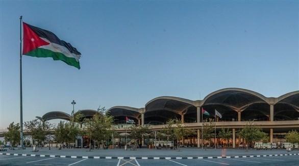 مطار الملكة علياء الدولي (أرشيف)